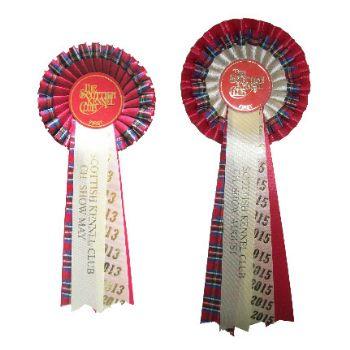 Tartan Range Dog Challenge Certificate TR3